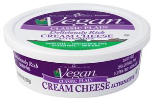 veggie vegan cream chesse